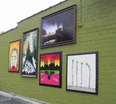 Outdoor Gallery