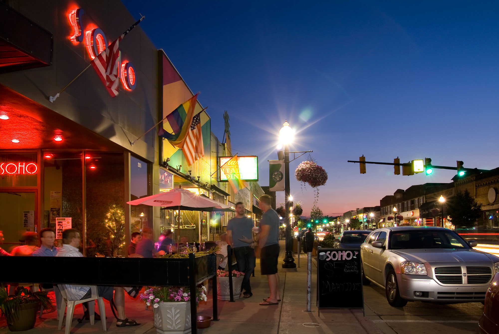 downtown ferndale shopping dining professional services more contact the dda